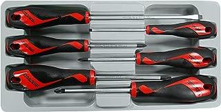 Teng Tools 6 Piece Screwdriver Set (Flat, PH) - MD906N3