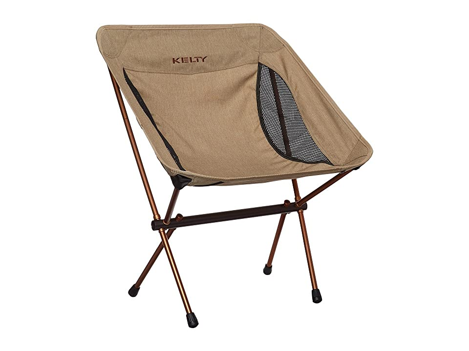 Kelty Linger High Back Chair (Tundra) Outdoor Sports Equipment