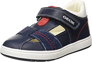 Geox B Biglia Boy A, Sneakers Basses Garçon