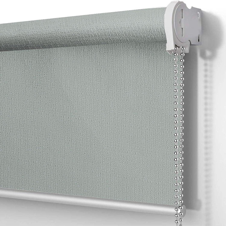 Window Max 78% OFF Blinds Roller Shades Excellent Custom Grey Sheer Lig