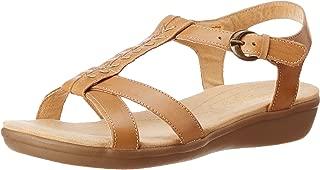 Naturalizer Women's Wesile Leather Fashion Sandals