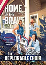Home of the Brave: A Guided Journal for Promoting God, Family, and Country―At Home and in the World