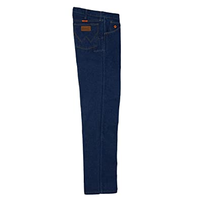 Wrangler Flame Resistant Relaxed Fit Cowboy Cut Jeans Men