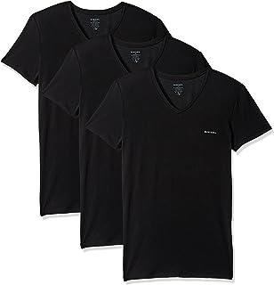Diesel 男式 Umtee-michael3 双装 V 领 T 恤