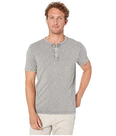Lucky Brand Sugar Magic Henley Shirt (Wild Dove) Men