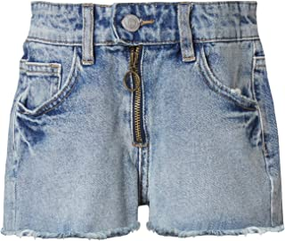 Funky Buddha Denim Shorts In Used Look