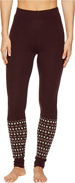 Toad&Co - Shire Sweater Leggings