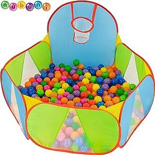 Amazon.es: parques de bolas infantiles - Tiendas de campaña / Aire libre y deportes: Juguetes y juegos