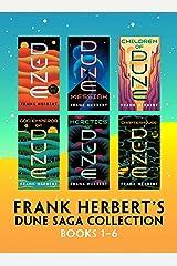 Frank Herbert's Dune Saga Collection: Books 1 - 6 Kindle Edition