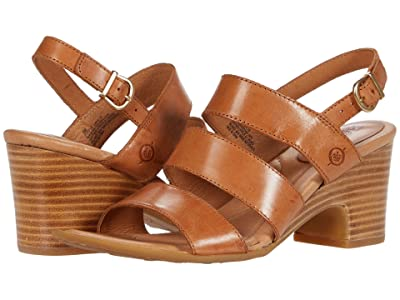 Born Fulda (Tan/Blush/White) Women