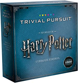 Trivial PURSUIT World of Harry Potter Ultimate Edition | TRIVIA Board Game Based on Harry Potter Films | Officially Licens...