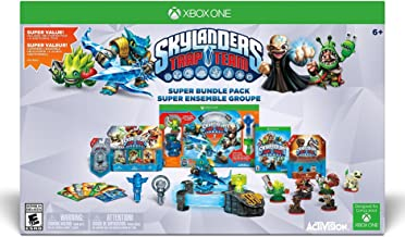 Best Skylanders Trap Team Holiday Bundle Pack - Xbox One Review