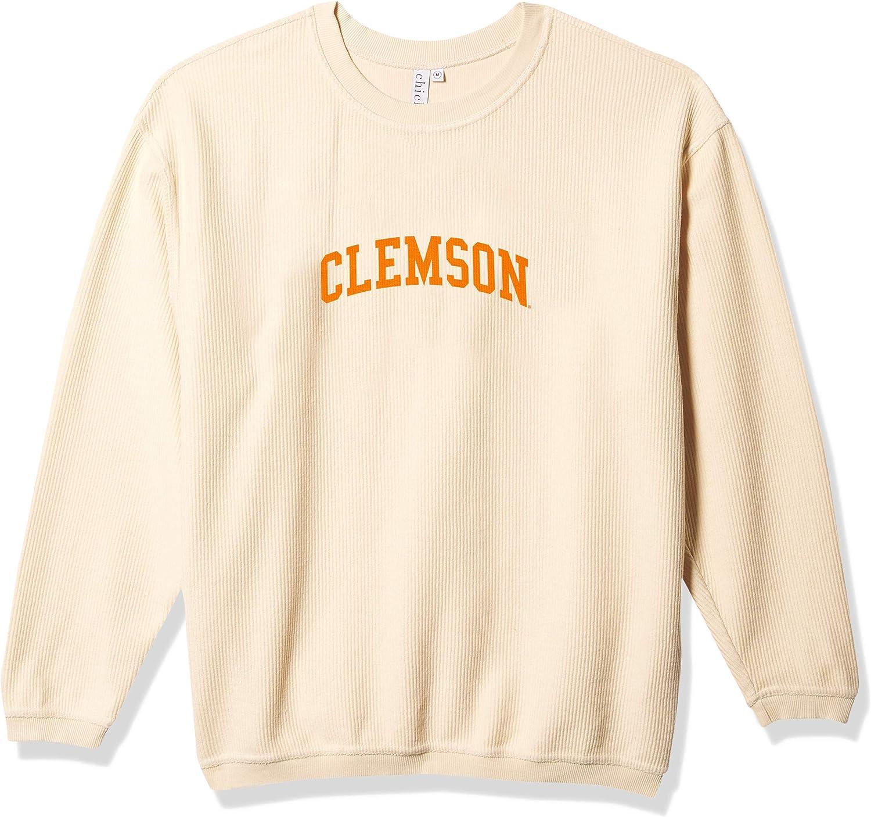 chicka-d 新作入荷 超定番 Women's Corded Sweatshirt