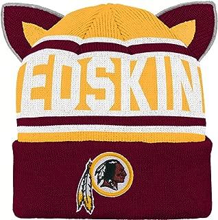 Outerstuff NFL Unisex-Baby Team Ears Fleece Knit Hat
