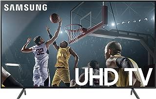 Samsung UN55RU7100FXZA FLAT 55'' 4K UHD 7 Series Smart TV (2019) (Renewed)
