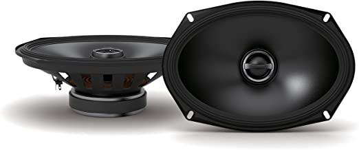 Alpine S-S69 S-Series 6×9-inch Coaxial 2-Way Speakers (pair)
