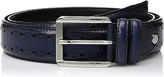 Men's Metcalf Brogue Detailing Belt