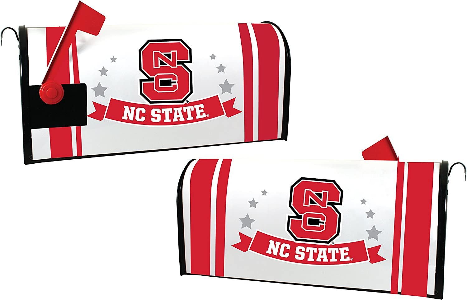 NC State Wolfpack Cover Magnetic Mailbox Max 52% safety OFF