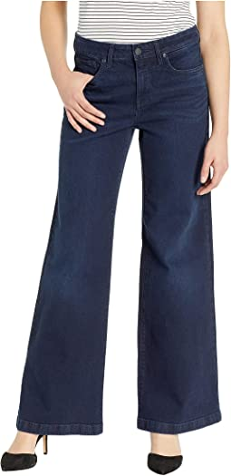 Wide Leg Trousers in Bixby