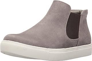 Women's Harlan Fashion Sneaker, Charcoal, 8 M US