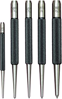 1//16 To 5//16 In Westward 2AJL4 Pin Punch Set 7 Pc