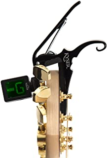 Kyser Quick-Clip Tuner/Quick-Change Capo Combo Pack