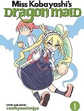 kobayashis dragon maid manga