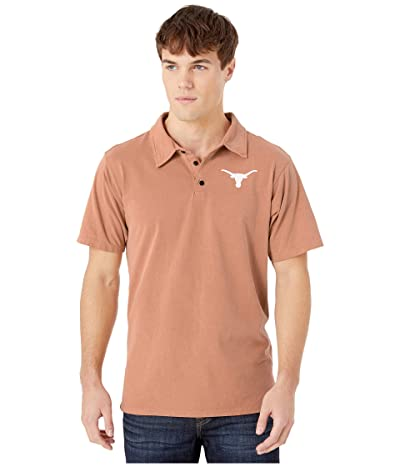 289c Apparel Texas Longhorns Lefty Polo (Texas Orange) Men