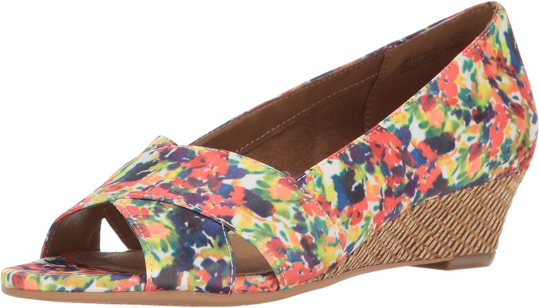 Aerosoles Womens Shipmate Wedge Sandal