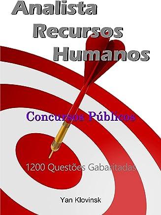 Analista de Recursos Humanos para Concursos Públicos