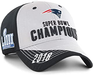 d3957946e OTS NFL New England Patriots Super Bowl LIII Champions Hubris All-Star  Adjustable Hat
