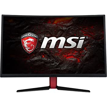 """MSI Gaming Monitor 27"""" Curved non-Glare LED Wide Screen 1920 x 1080 144Hz Refresh Rate (Optix G27C)"""