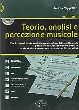 Scaricare Libri Teoria. Analisi e percezione musicale. Per le Scuole superiori: 1 PDF