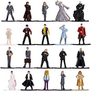 Jada Toys Nano Metalfigs Wizarding World Harry Potter 20 Pack diecast Figures - Wave 4