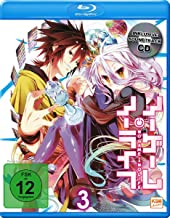No Game No Life - Episode 09-12  & Soundtrack CD Vol.3 [Limited Edition](Blu-ray) (2-Disc-Set) [Francia] [Blu-ray]