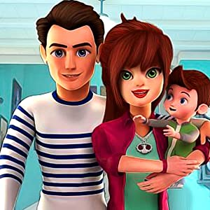 Virtual Mother & Dad Happy Family Simulator 3D: Mommy Kids Care Adventure Sim Games For Girls For Free 2018
