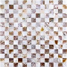 Best checkerboard tile backsplash Reviews