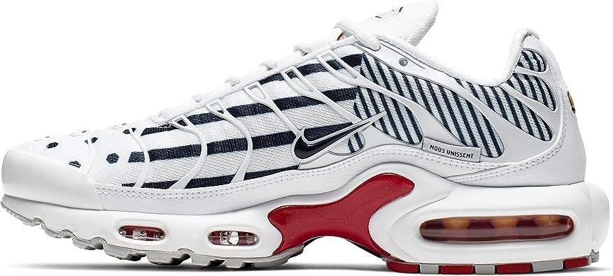 Nike WMNS Air Max Plus TN, Chaussures d'Athlétisme Femme : Amazon ...