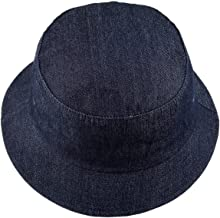 moonsix Unisex Bucket Hat Flat Top Outdoor Hats Fishing Hunting Cap