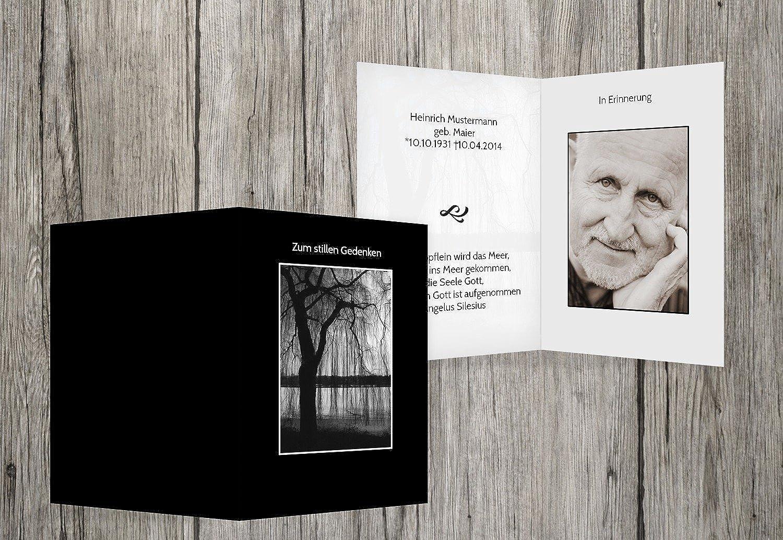 comprar nuevo barato Sterbe Sterbe Sterbe imágenes árbol, negro, 40 Karten  Envío rápido y el mejor servicio