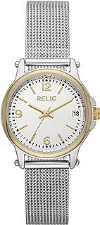 Women's Matilda Quartz Watch with Stainless-Steel Strap, Silver, 14 (Model: ZR34562)