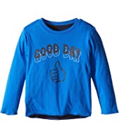 Stella McCartney Kids - Coby Reversible Good Day/Bad Day T-Shirt (Toddler/Little Kids/Big Kids)