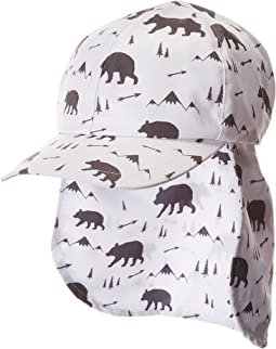 San Diego Hat Company Kids - All Over Print Cap w/ Neck Cover (Little Kids)
