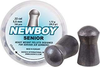 Skenco NewBoy Senior, .22 Cal, 26.5 Grains, Domed, 100ct
