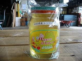 奈良県産 天然 レンゲ はちみつ 600g詰め 蜂蜜 ハチミツ