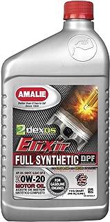Amalie Elixir Full Synthetic 0W-20 dexos1
