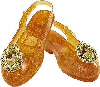 Disney Princess Belle Light-Up Shoes, Size: 9-11, [Amazon Exclusive]