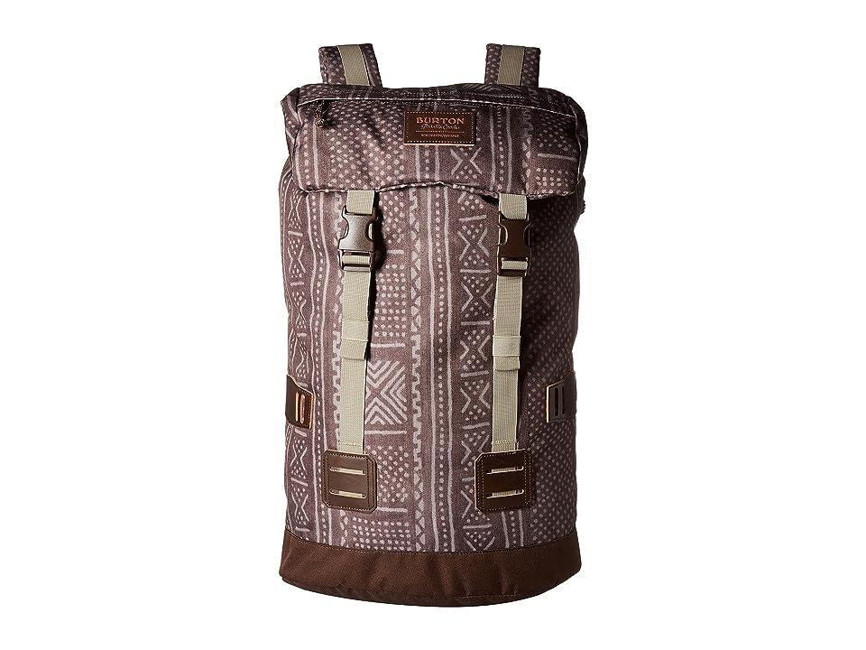 Burton Tinder Pack (Bracken Bambara Print) Backpack Bags