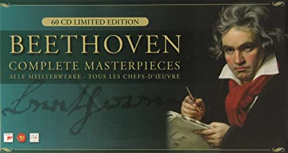 beethoven complete masterpieces box set