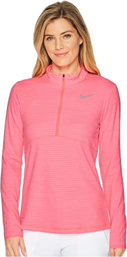 Nike Golf Dry Top 1/2 Zip Left Chest